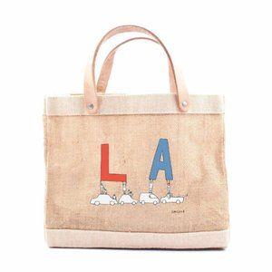 Apolis x Geoff McFetridge Petite Market Bag LA